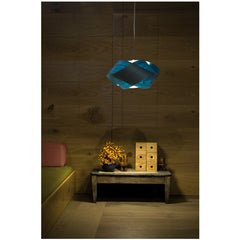 Ray Power Marivi Calvo Nut Suspension Lamp Blue Room LZF Lamps