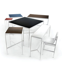 Richard Schultz 1966 Counter Height Tables Knoll