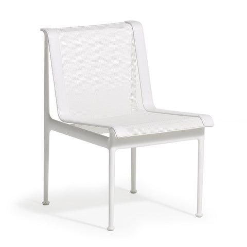 Richard Schultz 1966 Dining Chair Armless