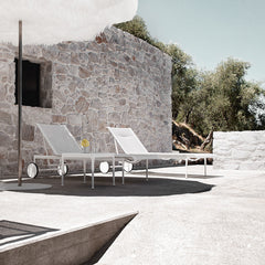 Richard Schultz 1966 Chaise Lounge Chairs in Greece Knoll Outdoors