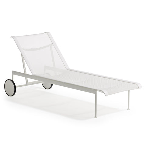 Richard Schultz 1966 Adjustable Chaise Lounge