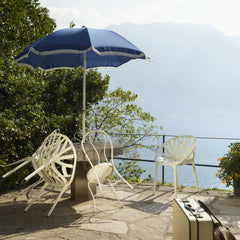 Ronan And Erwan Bourollec Vegetal Chair Cream Lake Como Vitra