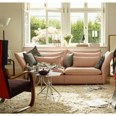 Rose Mariposa Sofa in Room Barber Osgerby for Vitra