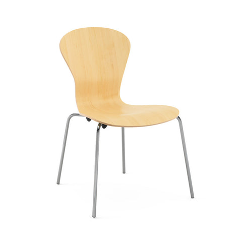 Ross Lovegrove Sprite Armless Stacking Chair
