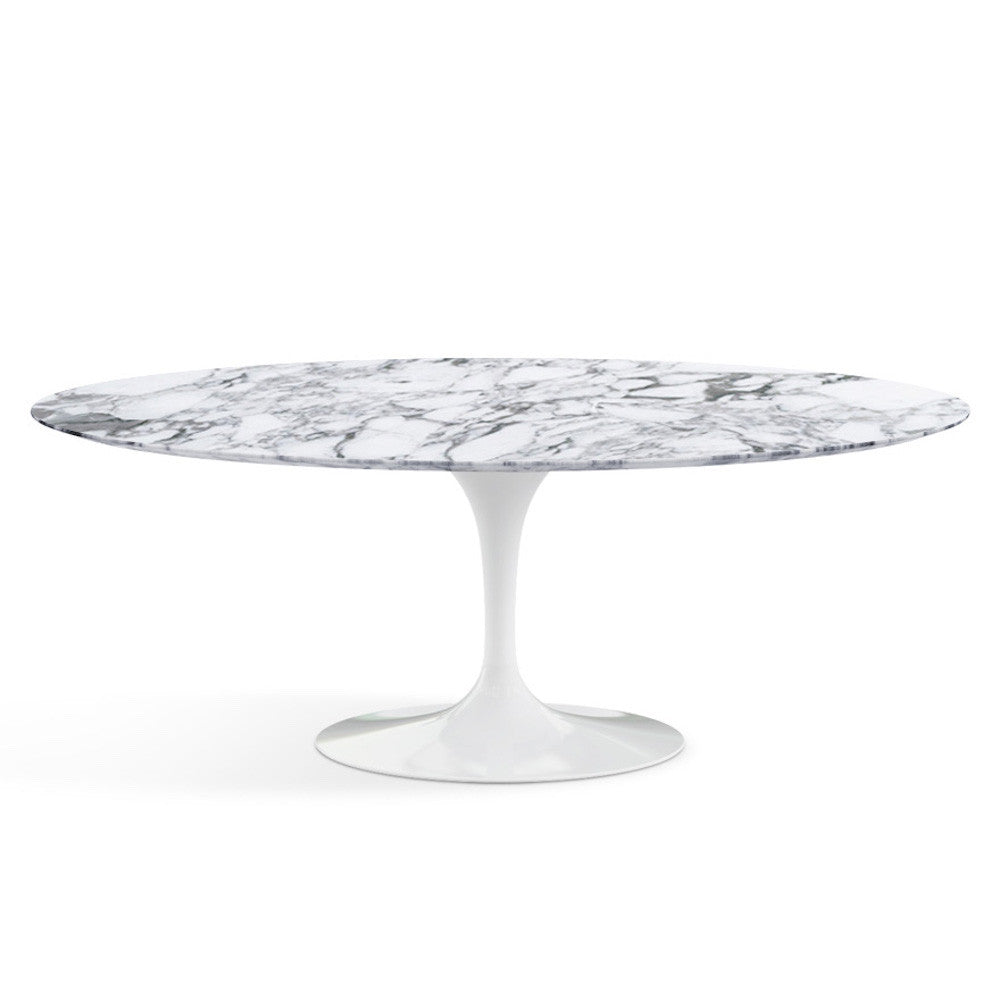 Knoll Saarinen Oval Dining Table Palette Parlor Modern Design