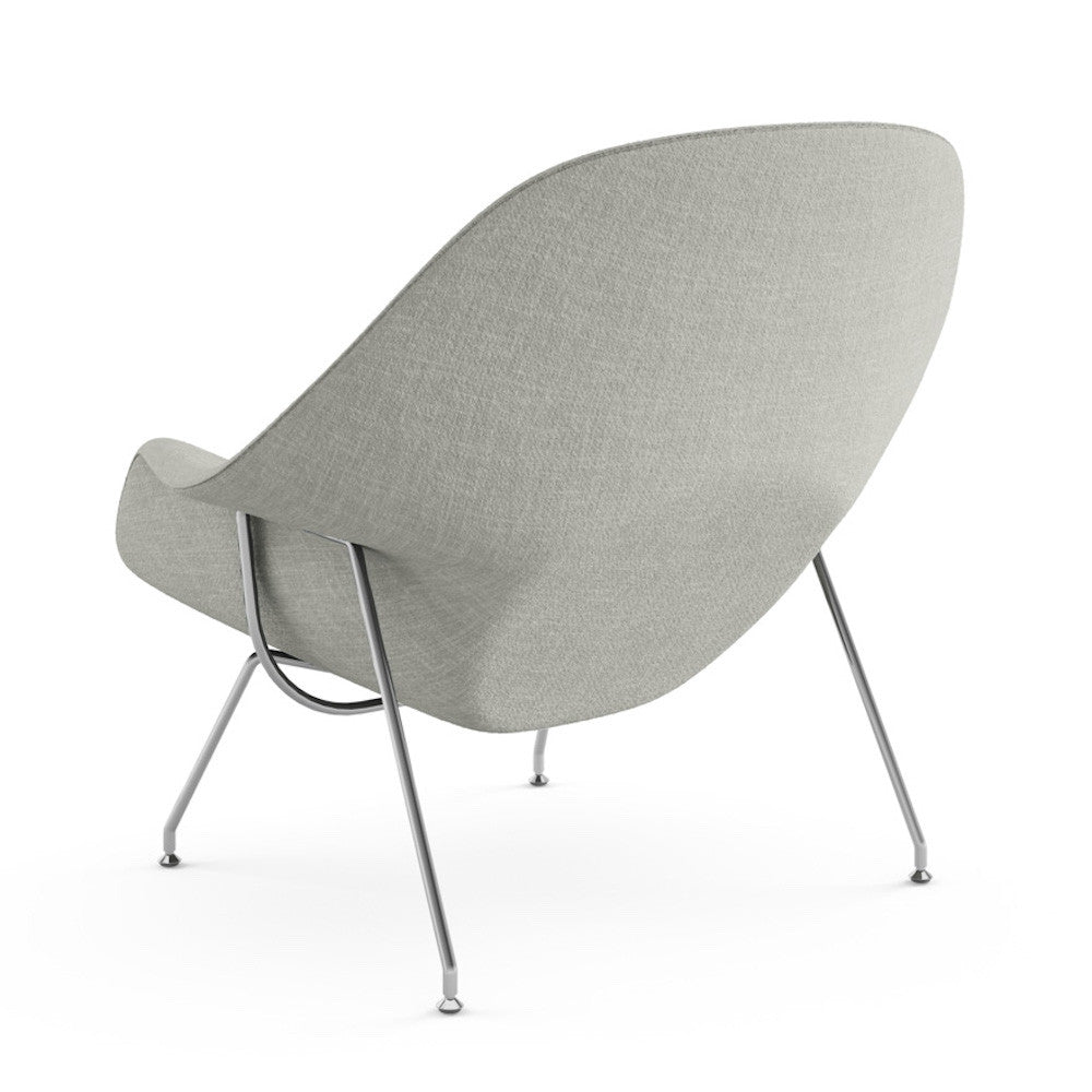 saarinen womb chair classic boucle neutral back knoll