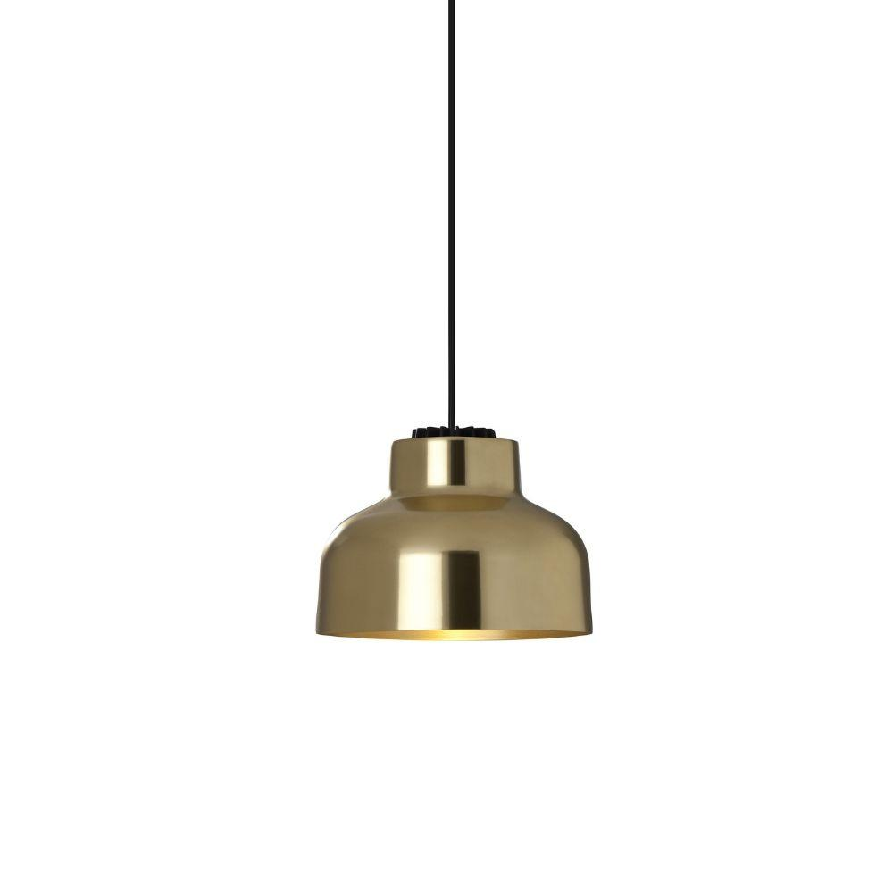 Santa Cole M64 Pendant in Brass by Miguel Mila