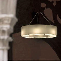 Santa Cole Sexta Chandelier by Miguel Mila Styled