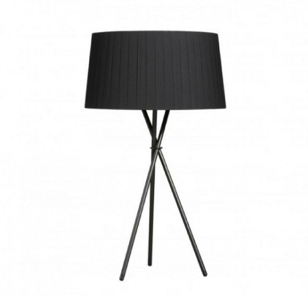 Santa and Cole Tripode G6 Table Lamp with Black Shade