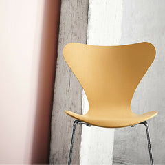 Tal R Series 7 Chair Egyptian Yellow in Room
