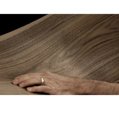 Arne Jacobsen Series 7 Walnut Craftsmanship Detail