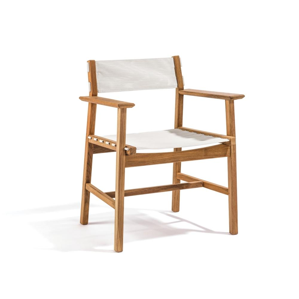 Skargaarden Djuro Dining Chair with Batyline Seat and Back