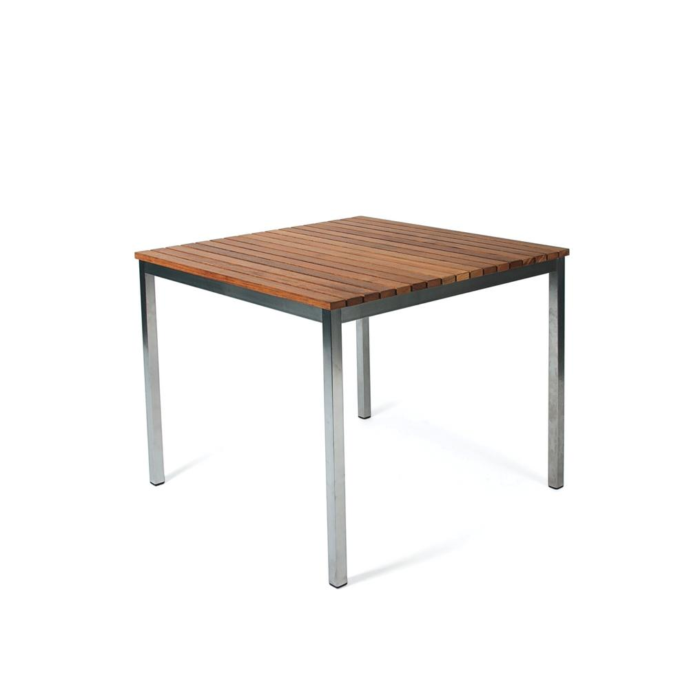 Häringe Square Dining Table by Skargaarden