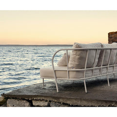 Skargaarden Salto Sofa facing out to sea