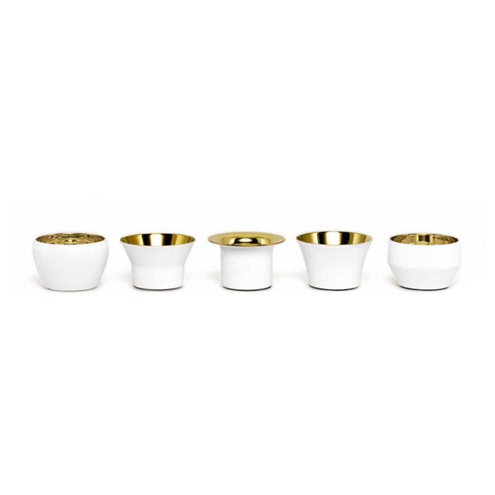 Skultuna Kin Tealights Set of 5