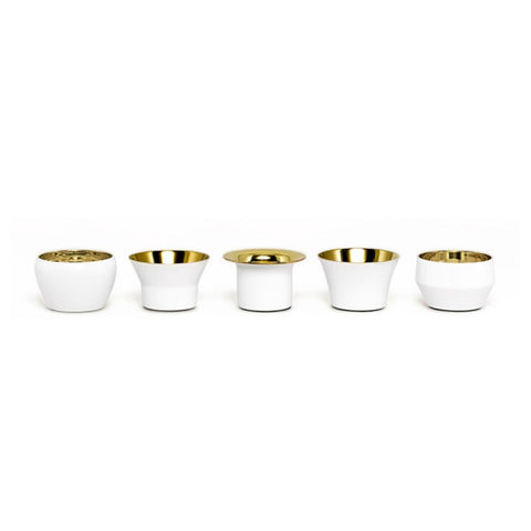 Skultuna Kin Tealight, Set of 5