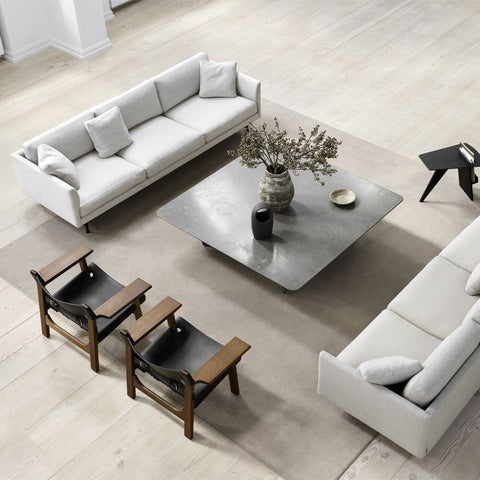 Fredericia Tableau Coffee Table - Square