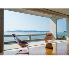 Tadao Ando Dream Chairs in Tropical Paradise Carl Hansen and Son
