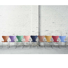 Nine Tal R Colors in Room  Fritz Hansen