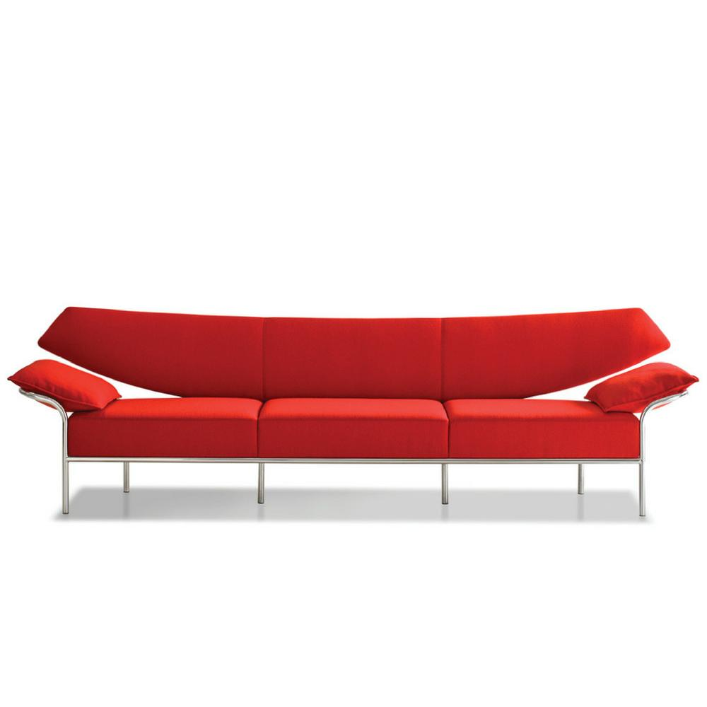 Bernhardt Design Ibis Sofa By Terry Crews Palette Parlor