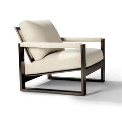 Thayer Coggin Chunky Milo Lounge Chair