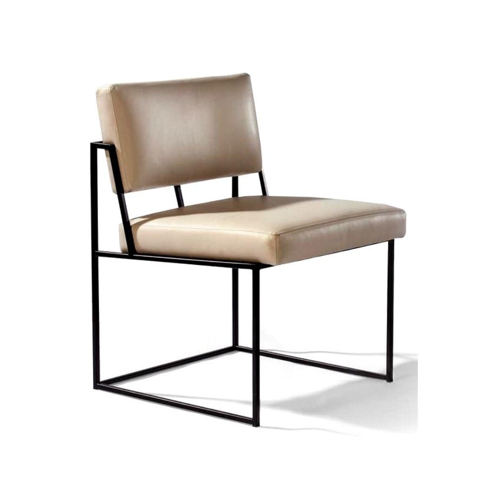 Thayer Coggin Design Classic Dining Chair Armless