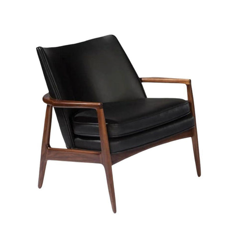 Thayer Coggin Milo Baughman Draper Lounge Chair