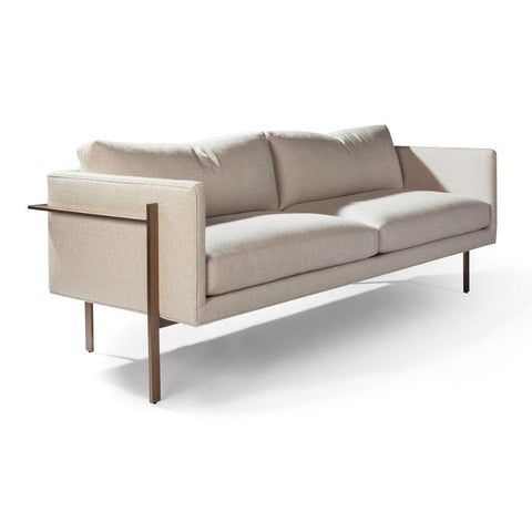 Thayer Coggin Milo Baughman Drop-In Sofa