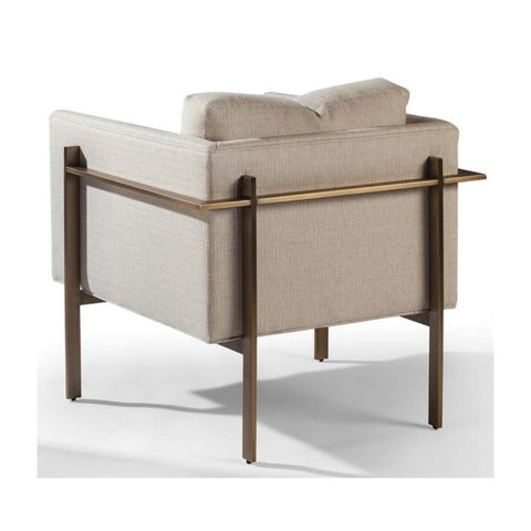 Thayer Coggin Milo Baughman Drop-In Lounge Chair