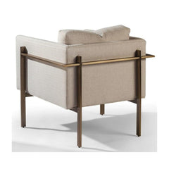 Thayer Coggin Milo Baughman Drop-In Chair Back