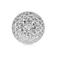 Tokujin Yoshioka Planet Low Table Lamp in Crystal by Kartell