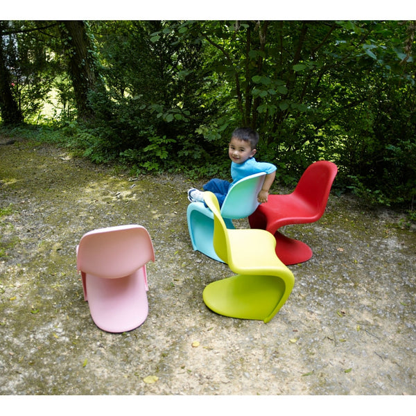 verner panton junior chair palette parlor modern design. Black Bedroom Furniture Sets. Home Design Ideas