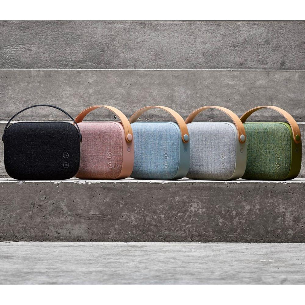Vifa Helsinki Wireless Speaker | Palette & Parlor | Modern Design