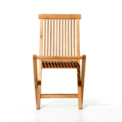 Viken Teak Dining Chair by Skargaarden
