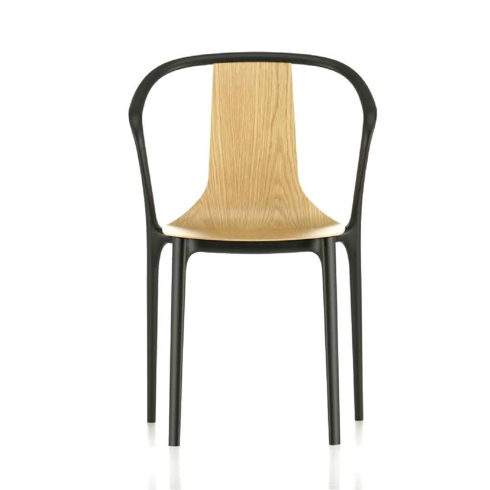 Vitra Belleville Chair Ronan and Erwan Bouroullec Natural Oak