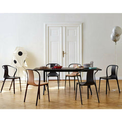 Vitra Bouroullec Belleville Chairs in Situ