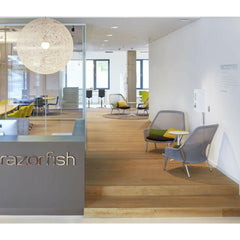 Vitra Bouroullec Slow Chairs in Razorfish Office
