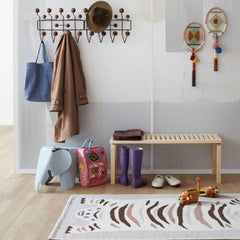 Vitra Eames Elephant in Entry Way