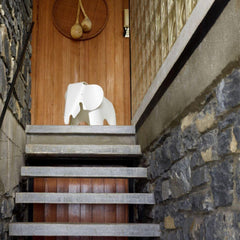 Vitra Eames Elephant at top of stairs