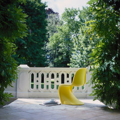 Panton Chair Outdoors Lake Villa