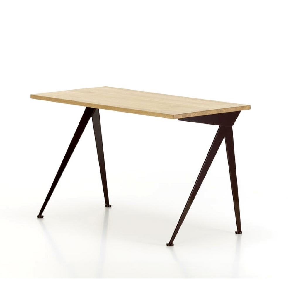 Vitra Prouvé Compas Direction with Natural Oak Top