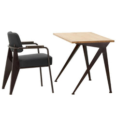 Vitra Prouve Compas Direction with Fauteuil Direction