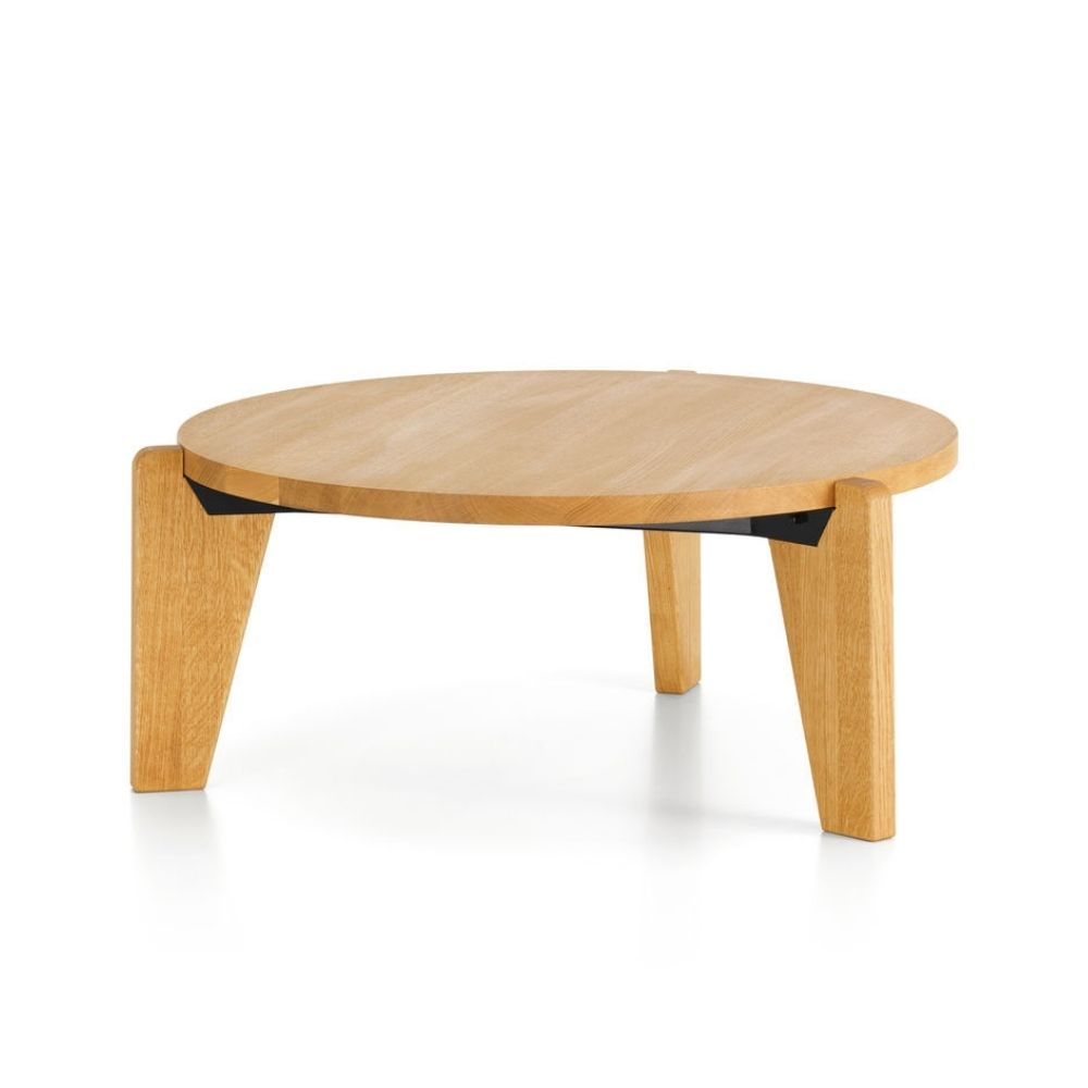 Vitra Prouve Gueridon Bas Coffee Table