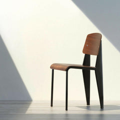 Vitra Prouvé Standard Chair in Ray of Light
