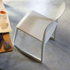 Vitra Tip Ton Chair by Barber Osgerby in situ with Desk