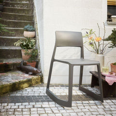 Vitra Tip Ton Chair by Barber Osgerby Outdoors