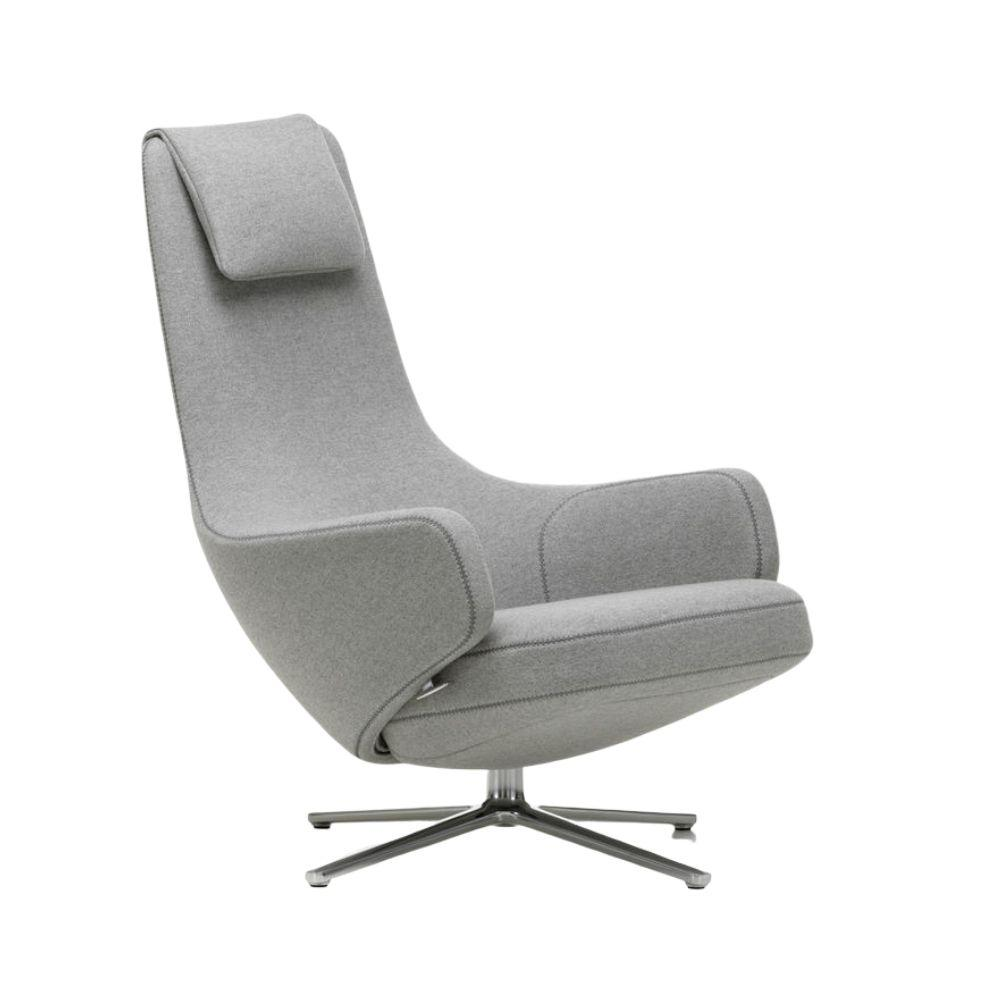 Vitra Repos by Antonio Citterio in Cosy Pebble Grey