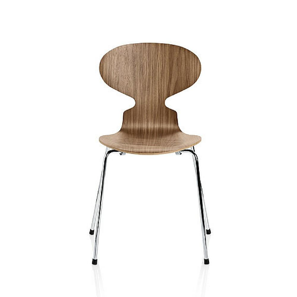 Fritz Hansen Ant Chair in Walnut
