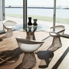 Knoll Platner Armchairs in Room