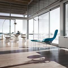Platner Dining Chairs aritistic at beach